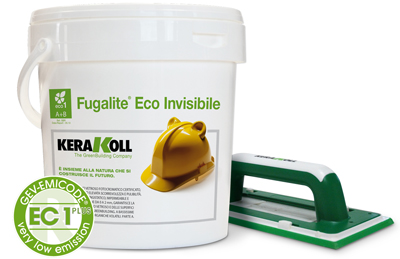 Kerakoll fugalite eco: stucco fotocromaticogreenbuillding magazine