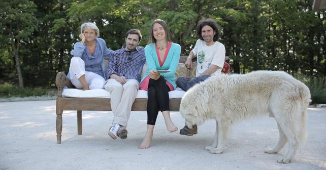 I fondatori di Ecobnb. Foto di Nicola Gennari