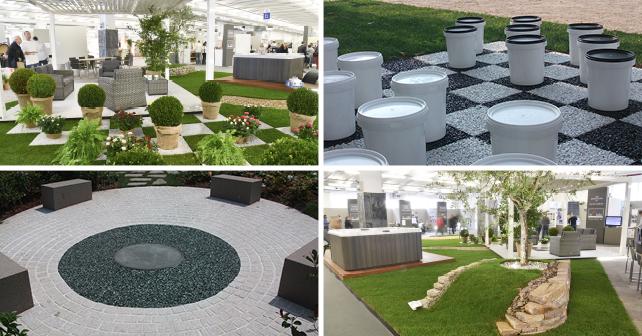 Outdoor design trentino fiera evento per giardini for Ambienti esterni giardini