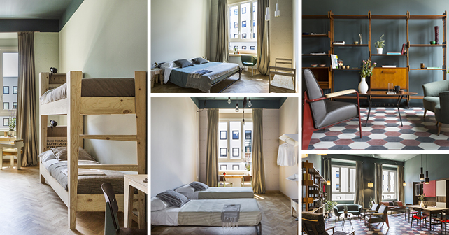 Casabase apre a milano la nuova formula di ospitalit di for Studiare design a milano