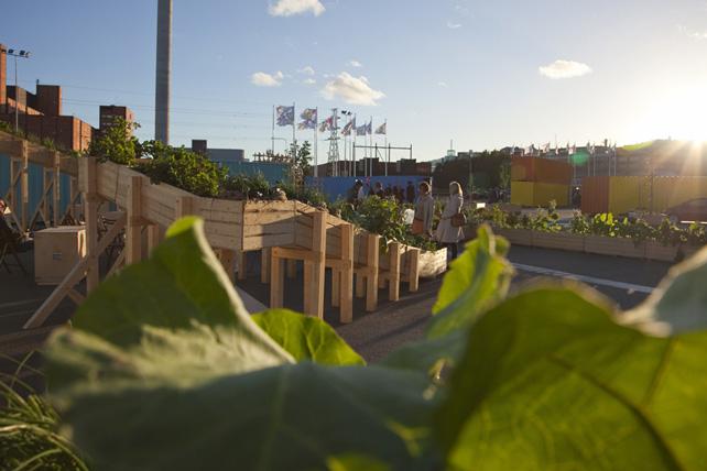 Quartiere Eco-Viikki, nato tra il 1999 e il 2004 a otto chilometri dal centro della capitale, dimostrazione di uno stile di vita ecologico. (Foto: Saara Salama)