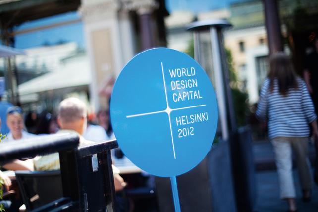 Dopo Torino nel 2008 e Seul nel 2010, a giugno dell'anno scorso Helsinki è stata eletta capitale internazionale del design per il biennio 2012-2013 dal Consiglio Internazionale delle Società di Industrial Design (ICSID). (Foto: Maarit Mustonen)