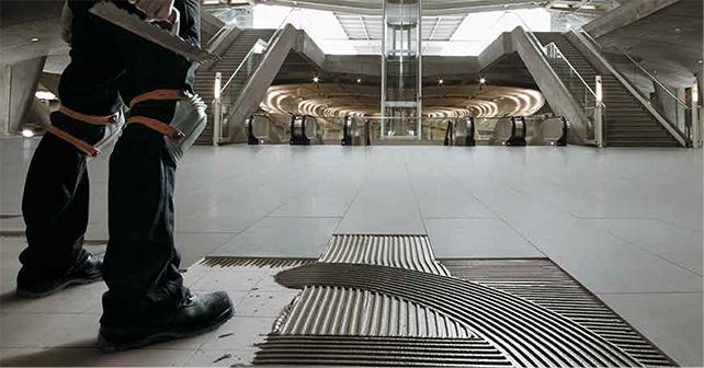 Colla per pavimenti esterni kerakoll rasante per pavimenti
