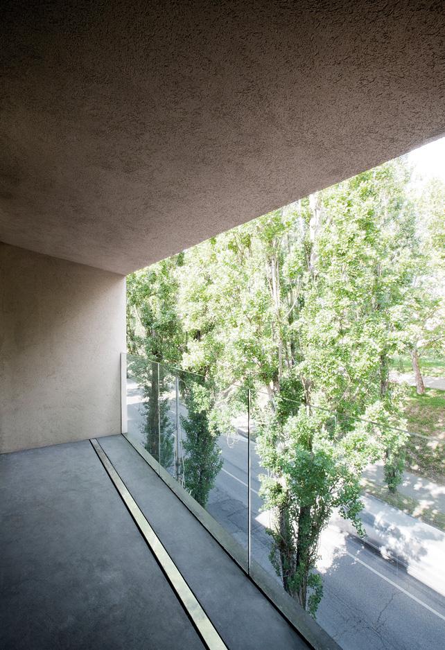 Casa G, recupero ed ampliamento verticale di edificio storico, Ferrara.