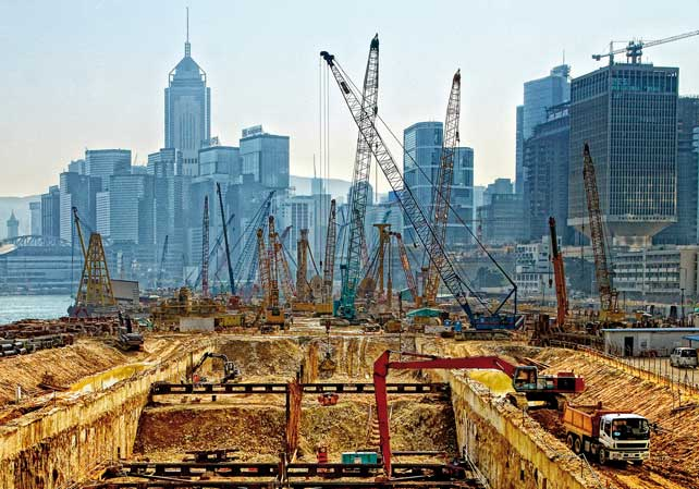 Stuart Chape, Hong Kong Hole, 2010