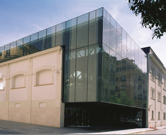 Macro – Museo d'Arte Contemporanea, Roma (Foto: © Odile Decq – L.Filetici)