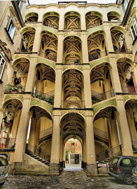 RIONE SANITÀ - MUSEO DI TOTÒ