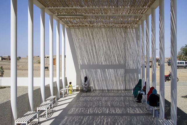 Paedriatic Centre di Port Sudan