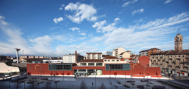 Eataly Alti Cibi, negozio, Blu Architetti Associati, Torino (Foto: Filippo Gallino)