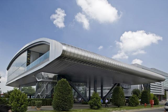 Ferrari, stabilimento industriale, Marco Visconti Architects, Maranello, MO (Foto: David Vicario)