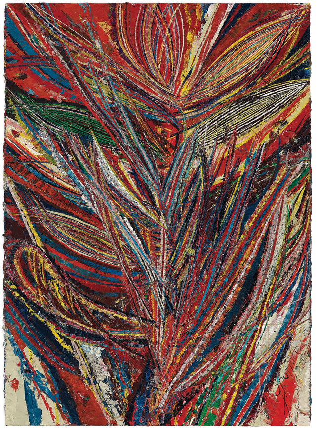 MARK GROTJAHN, Untitled, Sold: $6,510,000