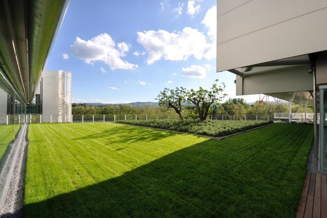 Prada, sede produzione e amministrazione, Guido Canali, Terranuova Bracciolini localita Valvigna, AR (Foto: Giovanni Lasagna)