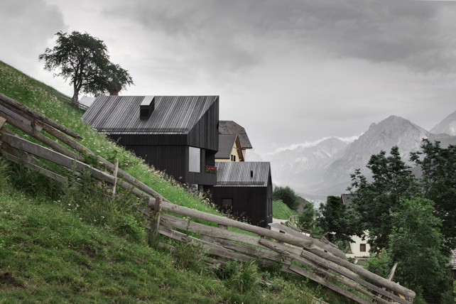 Casa Abitativa Pliscia 13 (Foto: Gustav Willeit)