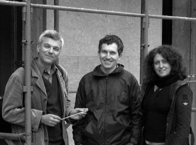 Studio Albori, Milano (Emanuele Almagioni, Giacomo Borella, Francesca Riva)