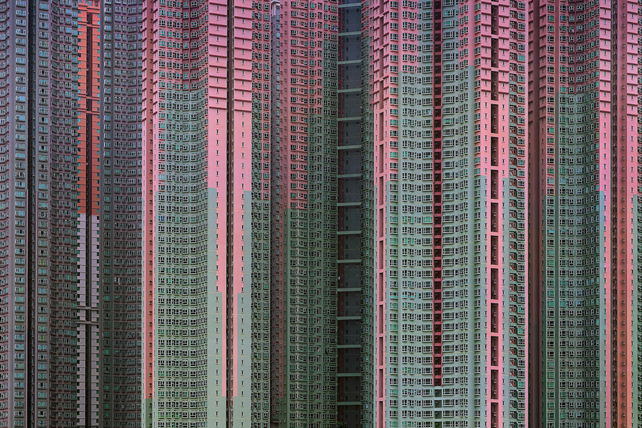 GreenBuilding-magazine_Michael-Wolf,-Architecture-of-Density-#39,-2005.-Courtesy-Bruce-Silverstein-Gallery,-New-York