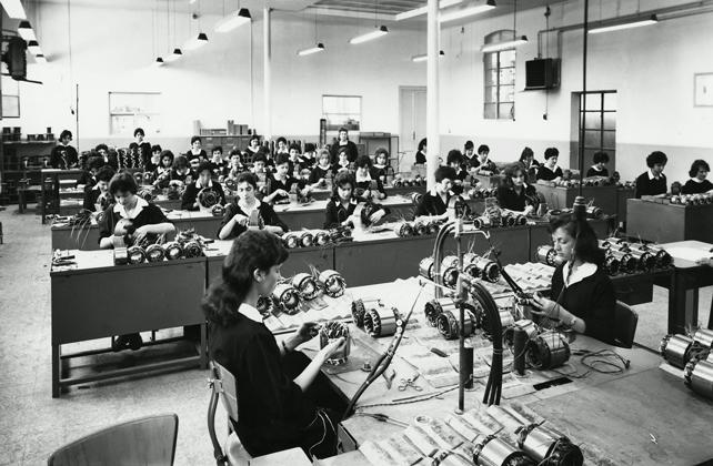 Donne alla Ercole Marelli, Fondazione ISEC.
