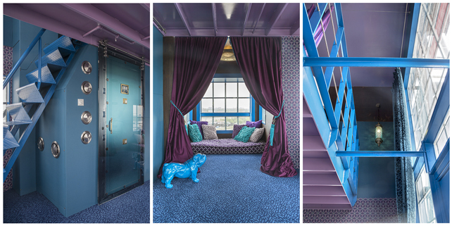 GreenBuilding magazine_Faralda NDSM Crane Hotel Amsterdam_Suite_Secret