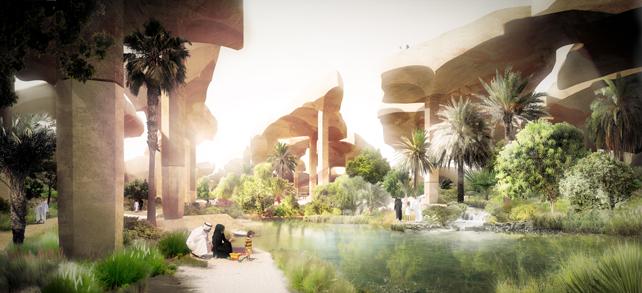 GreenBuilding-magazine_HR_AlFayahPark_Oasis_CREDIT_HeatherwickStudio