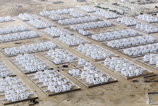 Nouackchott, Mauritania. Photo: Jerôme Chenal.