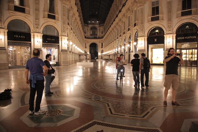 Milano 2015, La capitale morale, Elio