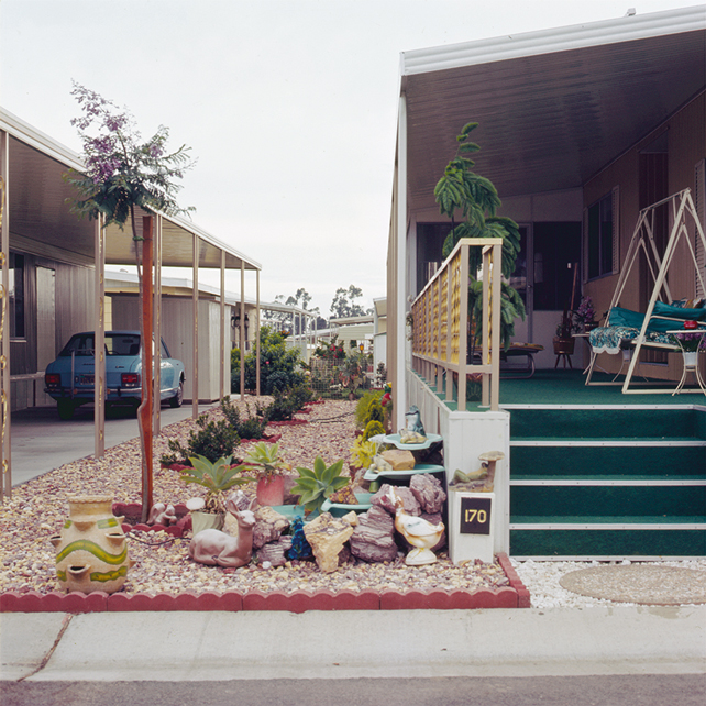Mobile homes e motor homes. Photo credits: © 1972 Mario Bellini. Courtesy Humboldt Books