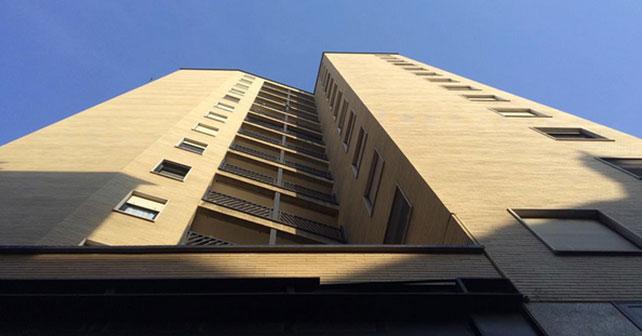 Case e Torre in via Monte Nero. Foto credits: Archivio Muzio