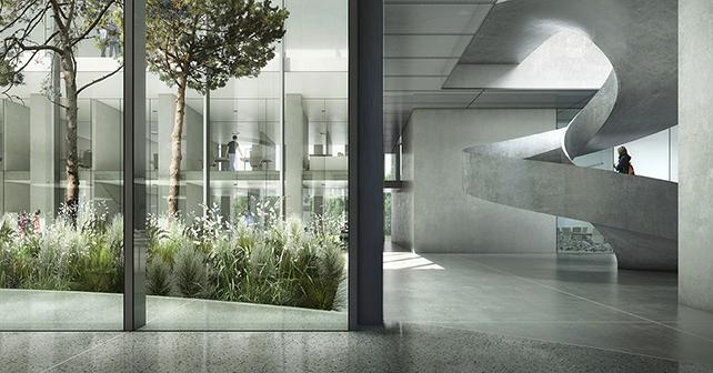 KAAN Architecten, OZC (study area)