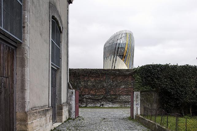 Cite des Civilisations du vin, Bordeaux. XTU architects. ©Patrick Tourneboeuf/Tendance Floue Mars 2016