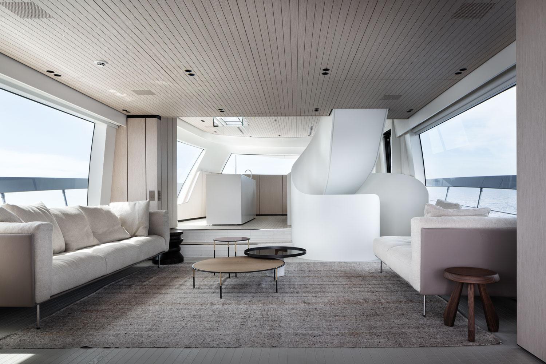 Greenbuilding magazine, yacht Sanlorenzo. Ph. © Thomas Pagani