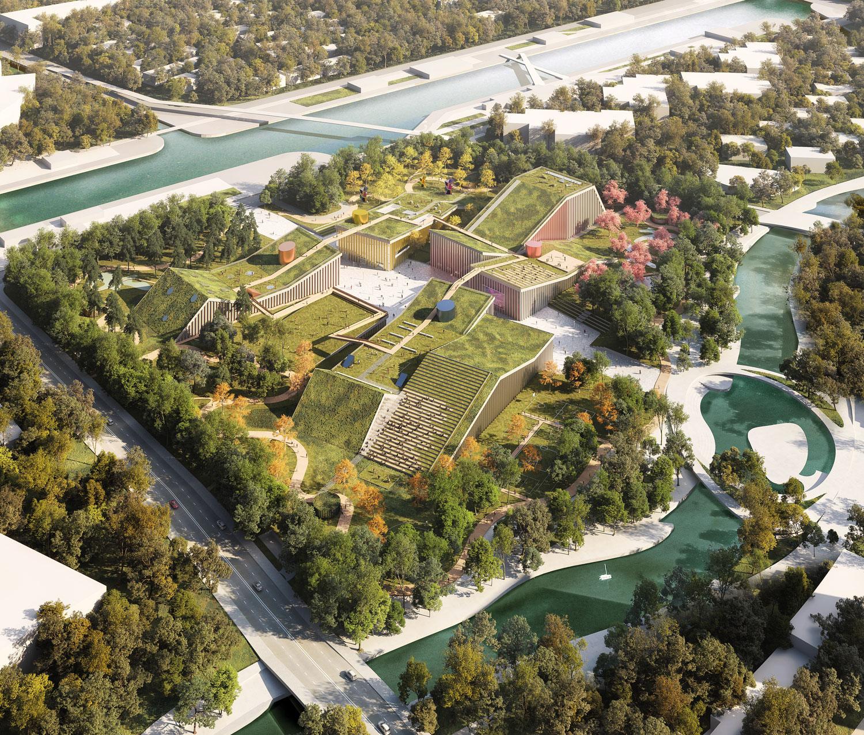 Greenbuilding magazine, Zhangjiang Future Park, Shanghai, Cina Ph. © MVRDV