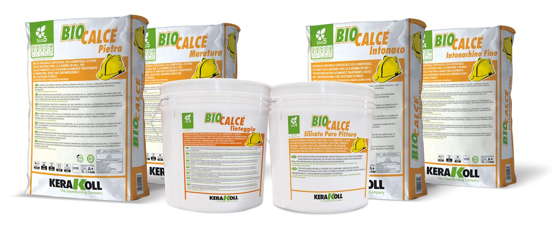 Biocalce Kerakoll