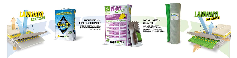 Greenbuilding magazine, Laminati Kerakoll