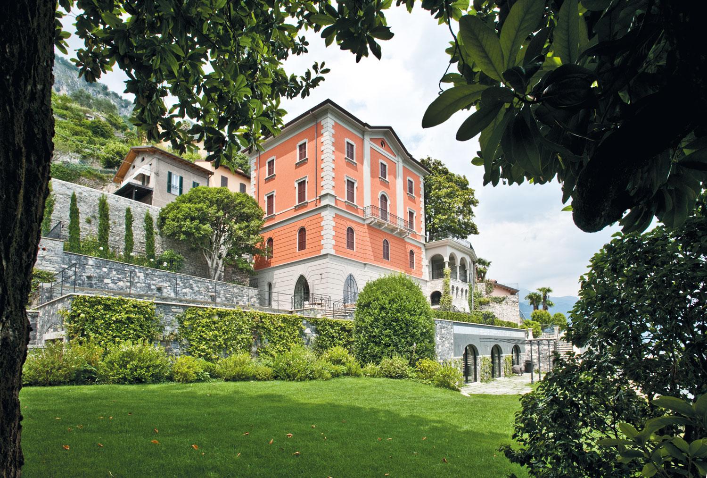 Greenbuilding magazine, Abitazione Lago di Como. Ph. © Gianni Basso / Vaga MG