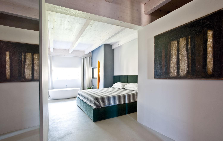 Greenbuilding magazine, Abitazione sul Lago di Garda. Ph. © Gianni Basso / Vaga MG