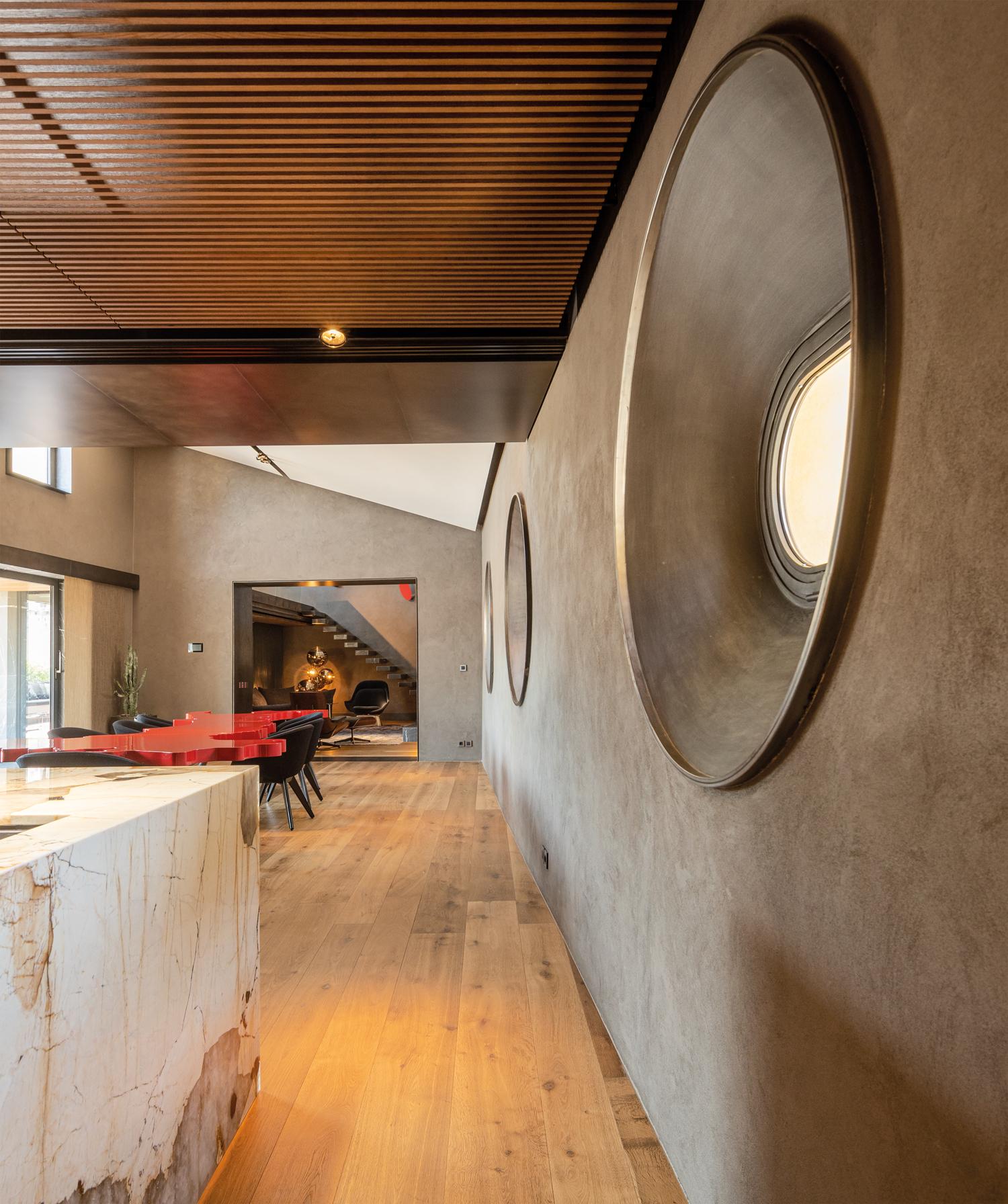 Greenbuilding magazine, Palazzo Manassei Penthouse, Terni, Carlo Berarducci Architecture. Ph. © Fernando Guerra FG+SG_076